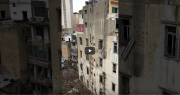 Olivia Osley, Program Coordinator for Lebanon, Syria and Iraq, shares a view from her window. 0:21