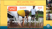 On December 9, 2020 MCC hosted a 30-minute informational session about our 1-year international young adult program, SALT. The session included a short presentation, time for Q&A and a panel discussio 40:59