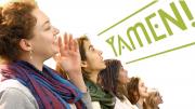 Participantes anteriores de CCM del programa intercambio anabautista-menonita para jóvenes comparten su experiencia con los lideres del programa and hablan como intercambio anabautista-menonita para j 2:58