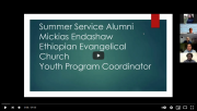 Summer Service leadership program is a grant opportunity for church and nonprofit leaders who want to support the development of strong, young adult leaders of color in their communities. 29:05