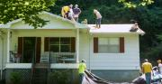 SWAP provides week-long service opportunities repairing homes for low-income families and learning to know people in the Appalachian region. 2:53