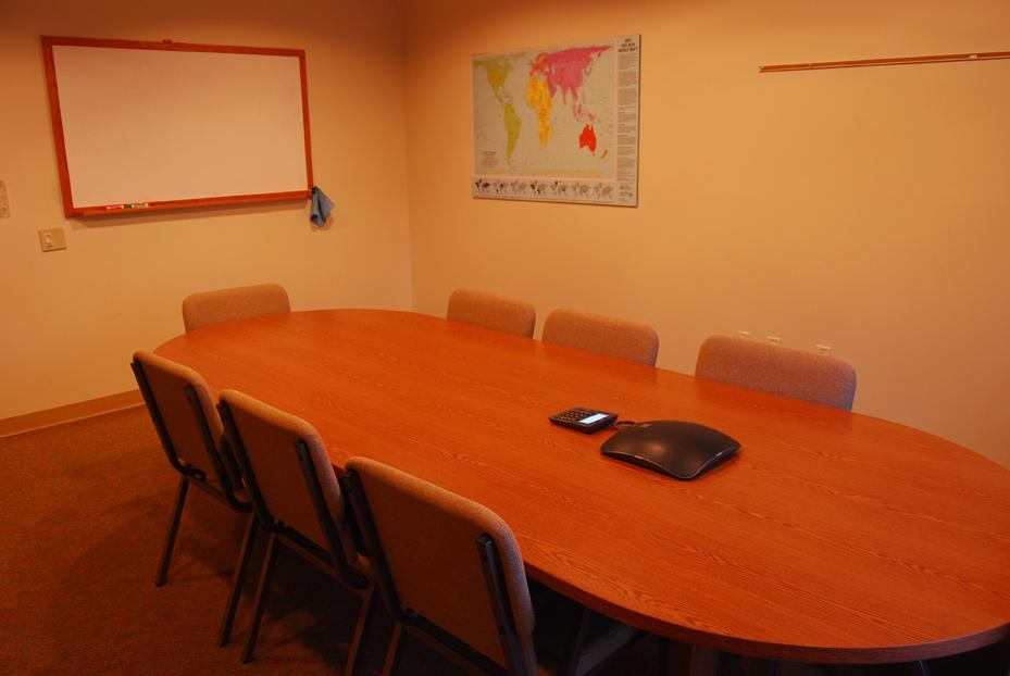 "<span class=""photo-caption"">Conference rooms provide space for smaller meetings or breakout sessions in the Meeting Place.</span><span class=""photo-credit"">MCC Photo</span>"