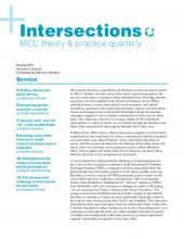 Intersections Spring 2018
