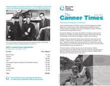 The Canner Times newsletter for 2016-2017