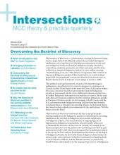 Intersections Winter 2018