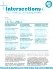Intersections Fall 2020