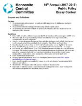2017 2018 High School Essay Contest Guidelines And Topics