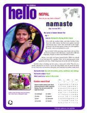 Hello Nepal Fall 2017