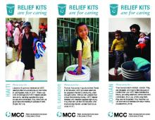 Kits are for Caring Prayer Cards