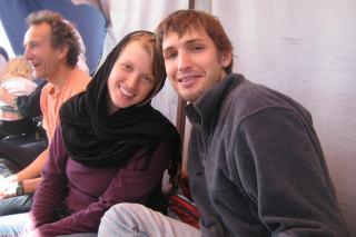 Kelly and Peter Shenk Koontz