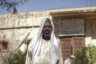 Mahamat Hassan