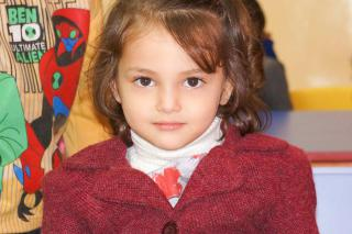 Kindergarten for Syrian Refugees