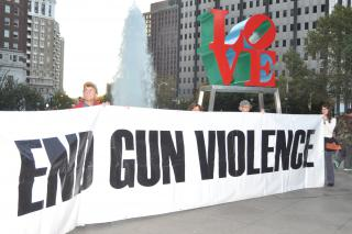 Communities speak out against gun violence