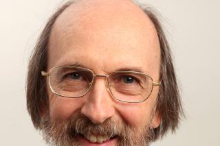 Titus Peachey, MCC U.S. peace education coordinator.