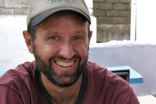 MCC worker Glen Lapp, of Lancaster, Pa., was killed Aug. 5 in rural Afghanistan. This photo was taken in Kabul, Afghanistan, in July 2010.