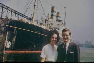 Anne and Harold Buller