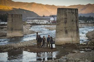 flooding in DPRK