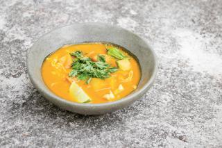 Haitian squash soup