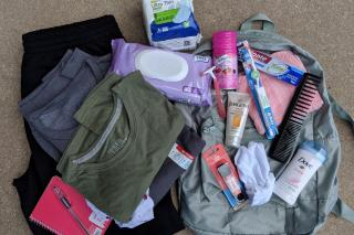 immigration detainee care kit