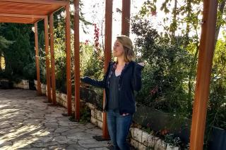 Olivia serves in Lebanon with SALT