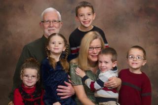 Rachel Kauffman family