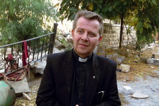 Portrait of Reverend Ibrahim Nsier