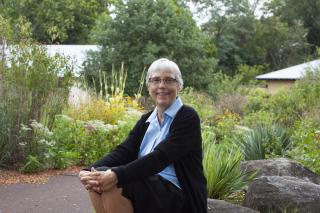 Ann Graber Hershberger - MCC U.S Executive Director