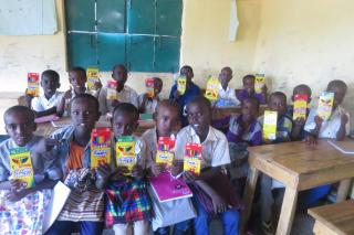 Somalia school kits