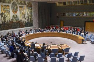 UN Security Council Votes