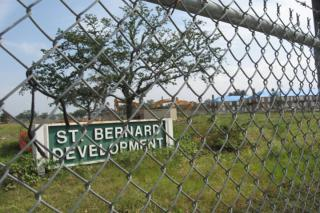 St. Bernard Housing Devleopment in New Orleans