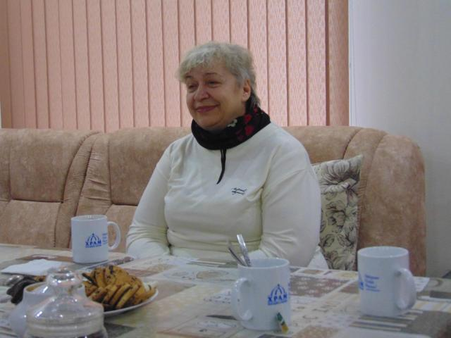 Claudia Antonovna Ushakova