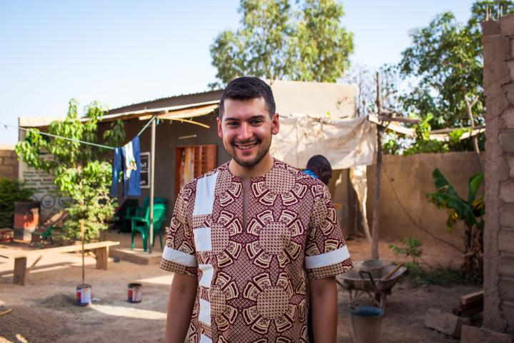 James Souder is a participant in MCC's Serving and Learning Together (SALT) program in Burkina Faso. He reported on and photographed the Lieux de Vie program as part of his SALT assignment as a photojournalist.
