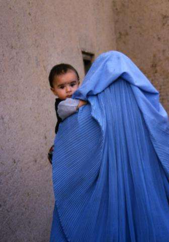 <strong><span>Mother and Child</span></strong><span> - Kabul, Afghanistan</span>