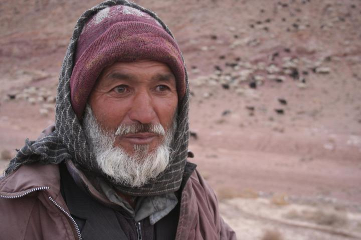 <span><strong>Shepherd</strong> - Zagros Mountains, Iran</span>