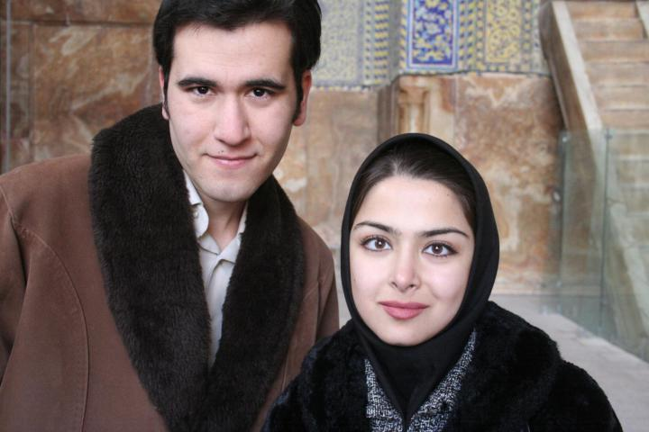 <span><strong>Couple</strong> - Imam Square - Esfahan, Iran</span>
