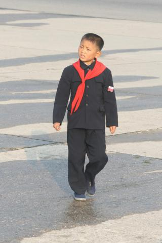 <span><strong>Pioneer Scout</strong> - Pyongyang, North Korea</span>