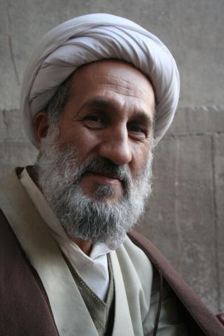 <span><strong>The Professor </strong>- Qom, Iran</span>