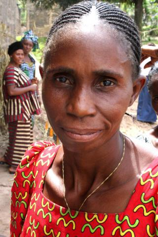 <strong><span>Woman</span></strong><span> - Sanga Mamba, Democratic Republic of Congo</span>