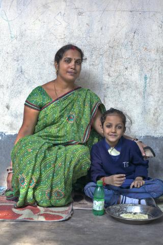 supporting education in India
