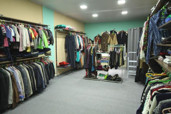 Lebanon thrift shop