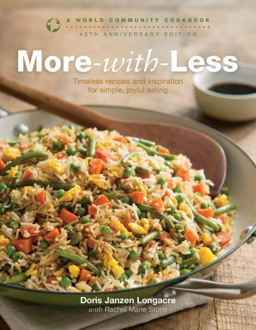 More-with-Less cookbook cover
