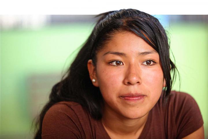 Portrait of Jhosselin Dorado Ardaya