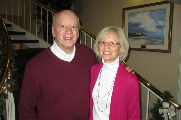 Wayne and Anamarie Joosse