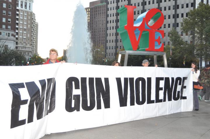 Communities speak out against gun violence