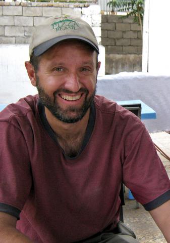 MCC worker Glen Lapp, of Lancaster, Pa., was killed Aug. 5 in rural Afghanistan. This photo was taken in Kabul, Afghanistan, in July 2010.