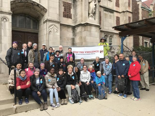 Chicago Pilgrim Walk