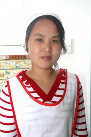 <span><strong>Child Care Assistant</strong> - Nam Po Orphanage - Nam Po, North Korea</span>