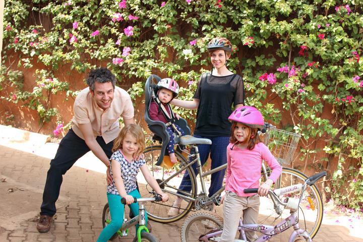 photo of Sensamaust family