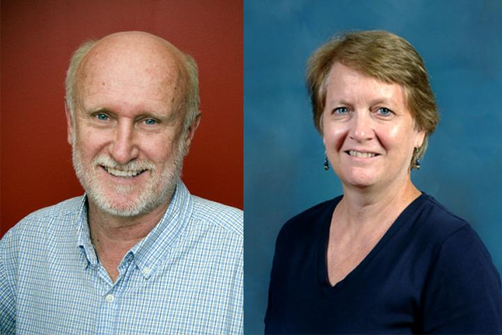 Willie Reimer (left) has been appointed as director of programs for MCC Canada and Ruth Keidel Clemens as director of programs for MCC U.S.